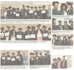 Graduation - June 2015