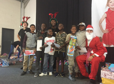 Vrygrond Christmas Party 2018