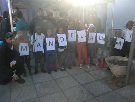 Mandela Day at Rainbows
