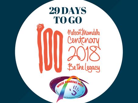 Mandela Day 2018 - 100 Years Centenary
