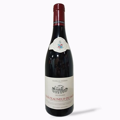 Famille Perrin Châteauneuf-Du-Pape 'Les Sinards' Rouge 2018