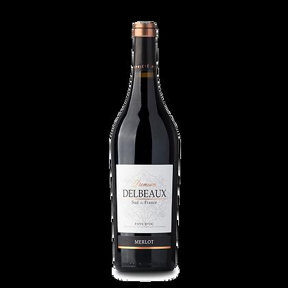Delbeaux Premium Merlot 2018