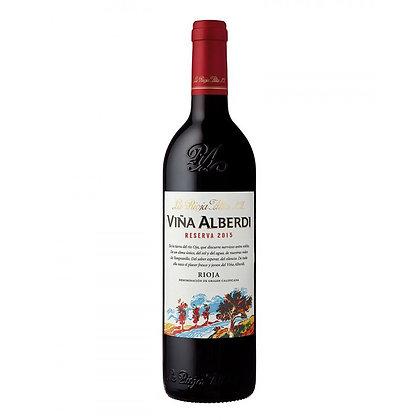 La Rioja Alta viña Alberdi  2015