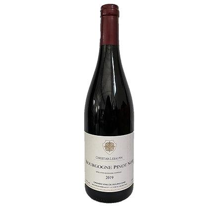 Christian Lebaupin Bourgogne Pinot Noir 2019