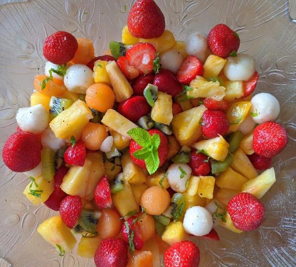 Salade de fruits de saison