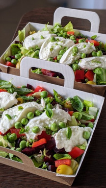Salade fraicheur de saison