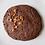 Thumbnail: Maxi cookie tout chocolat et éclats de caramel  - Les Biscuits de Mumu