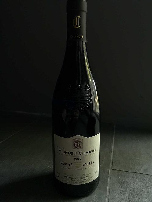 Vignoble Chabrier - A.O.P Duché d'Uzès Rouge 2019