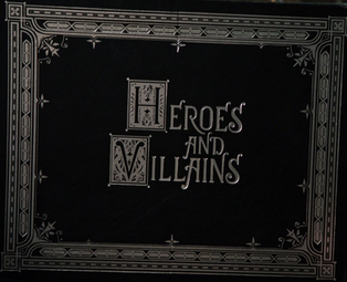 why heroes and villains are codependent
