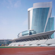 Futian Sports and Entertainment Complex