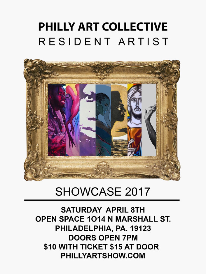 PhillyArtCollective Resident Artists