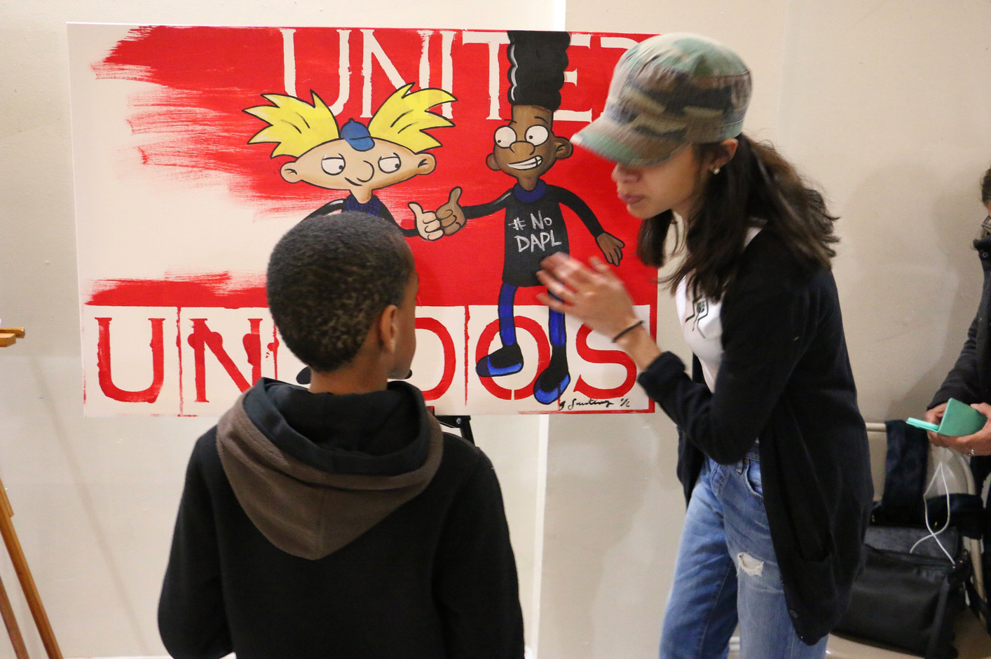 Art(is) For Kid's Painters and Poets