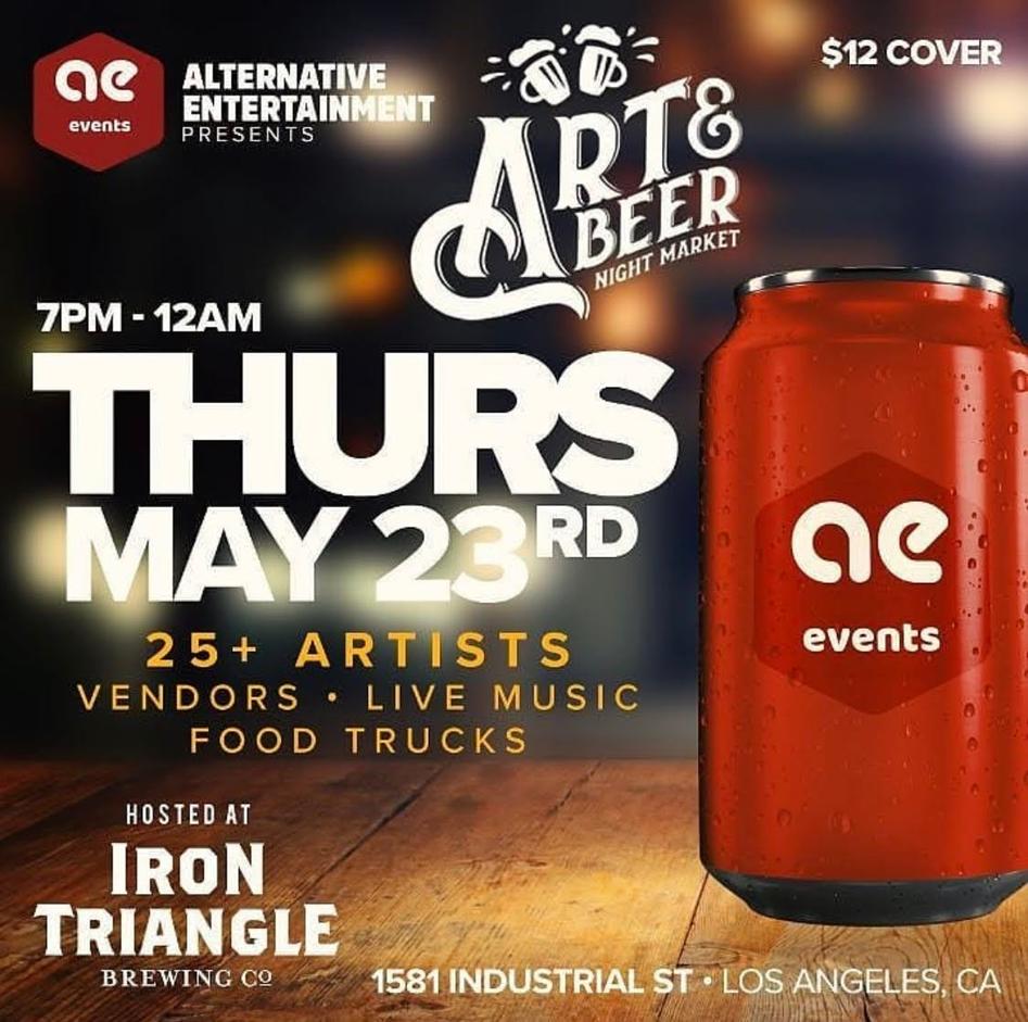 AE Art & Beer