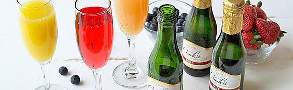 Brunch Cocktails & Mimosas