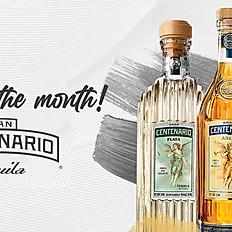 Featured Tequila Flight~ Centenario
