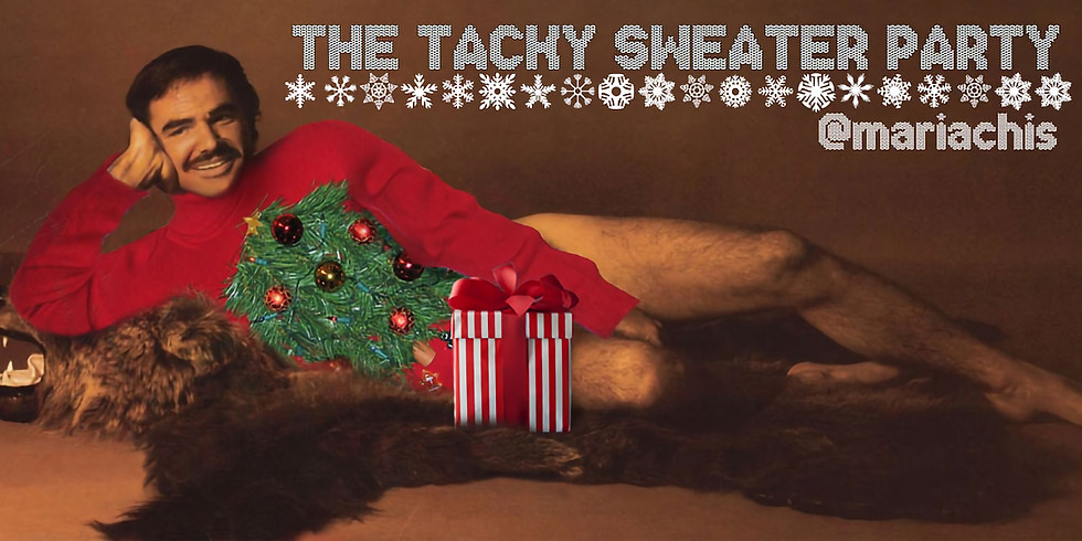 The Tacky Sweater Party
