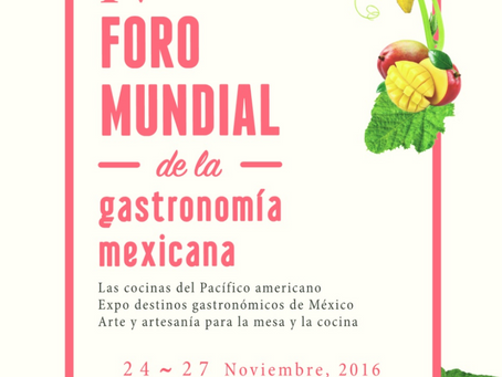 Mariachis Antonio Escamilla selected to attend the 4th World Forum of Mexican Gastronomy