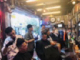 #彌敦道9號 #hkbarber #barbershopconnect #bar