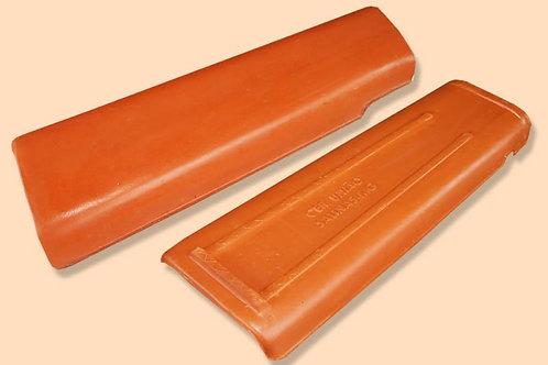 Telha plan, telha capa canal, telha fora de linha, telha cerâmica plan