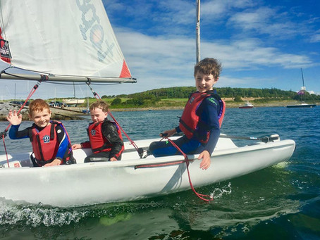 Time to Book your 2020 Summer Sailing Courses!
