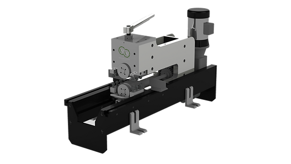 DISH O MATIC BAND SAW STRETCHER ROLL, TENSION AND LEVEL BAND SAW BLADES