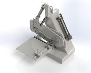 BAND SAW SHEAR, CUTTER