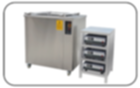 Saw Blade Ultrasonic Cleaner
