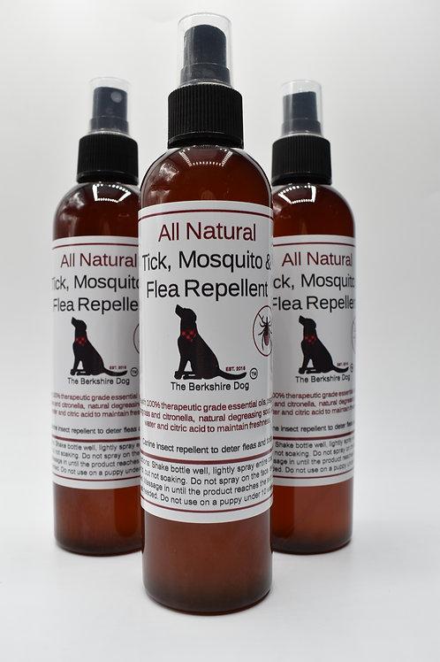 Tick, Mosquito & Flea Repellent