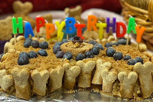 Berkshire Pup Birthday Cake (Berkshire County Only)