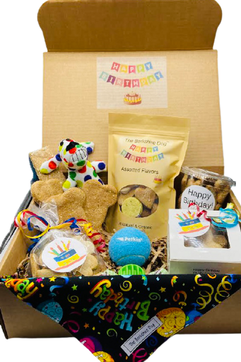 Berkshire Dog's Supreme Birthday Box