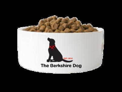 Berkshire Dog's Dish