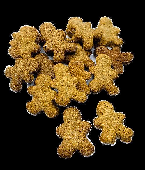 Gingerbread Dog Cookies