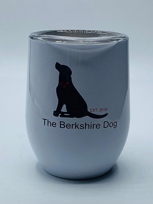 The Berkshire Dog Wine Tumbler