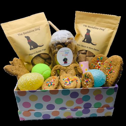 Berkshire Dog's Easter Box