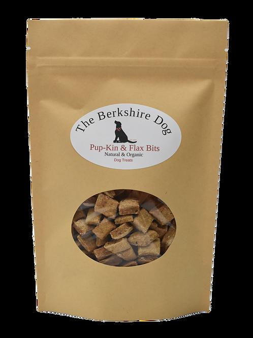 Pup-Kin & Flax Bits