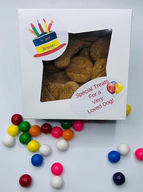 Berkshire Dog Birthday Box