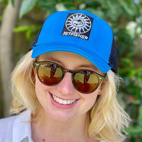 Jetfisher Offshore and Onshore Caps-Vibrant Blue