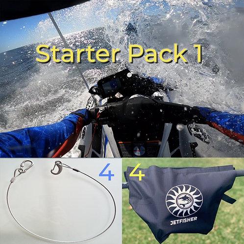 New! Starter Pack Fishing Bundle 1