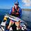 "Thumbnail: Jetfisher Extreme Sun Protection Shirt ""Blue Chariot"""