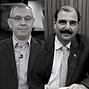 Dr. Marcelo Otsuka e Luís Curi