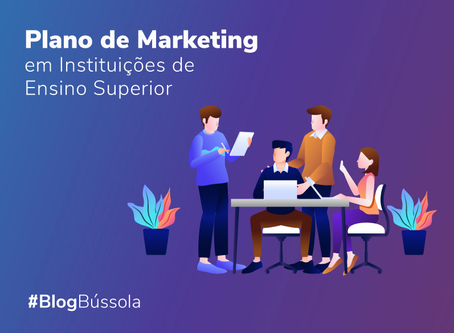 PLANO DE MARKETING EM INSTITUIÇÕES DE ENSINO SUPERIOR