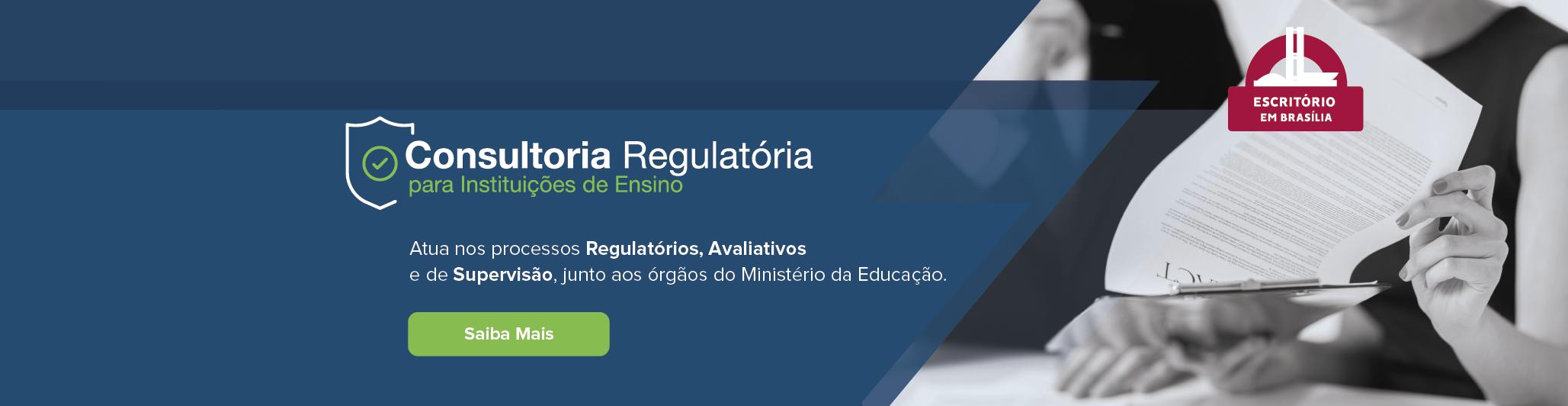 Consultoria Regulatória