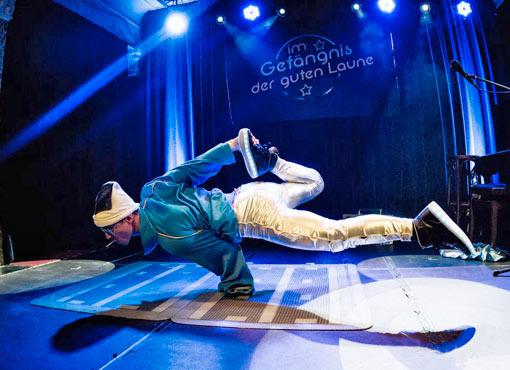 Mr. Wow Breakdance