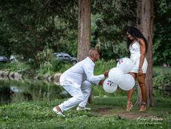 Engagement Photography at Binney Park