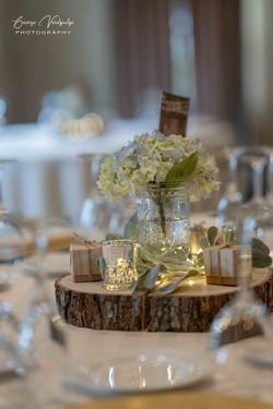 Indoor wedding photography in Darien, CT