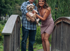 Engagement Photography at Binney Park - Old Greenwich, CT
