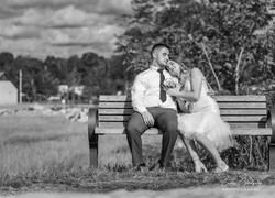 Wedding photography at Cove Beach- Stamford, CT