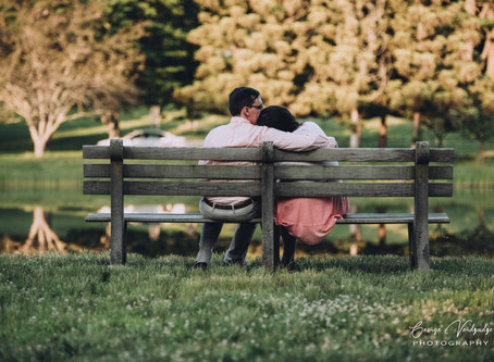 Engagement Photography - Bruce Park, CT