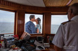 Marriage proposal, Boat-Eastern Star