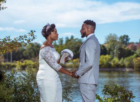Small Wedding Ceremony - Bridgeport, CT